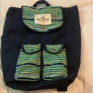 Hollister Fashion Backpack
